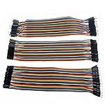 Foxnovo 3pcs 20cm Multicolored 40-pin...
