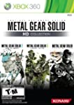 Metal Gear Solid HD Collection XB - X...