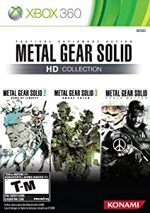Metal Gear Solid HD Collection XB - Xbox 360 Standard Edition