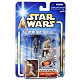 Star Wars Saga Empire Strikes Back - Luke Skywalker Bespin Duel