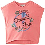 French Connection Girl's Dreams Are Free Crew Neck Short Sleeve T-Shirt