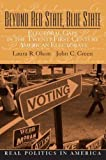 img - for Beyond Red State and Blue State: Electoral Gaps in the 21st Century American Electorate book / textbook / text book