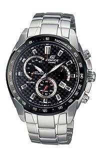 Casio Men's EF521SP-1AV Edifice Retrograde Analog Chronograph Watch