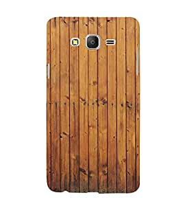 Seamless Wood 3D Hard Polycarbonate Designer Back Case Cover for Samsung Galaxy On7 :: Samsung Galaxy On 7 G600FY
