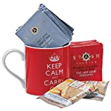 Keep Calm and Carry On Gift Set