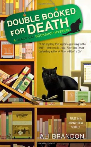 Double-Booked for Death (Black Cat Bookshop Mystery #1)