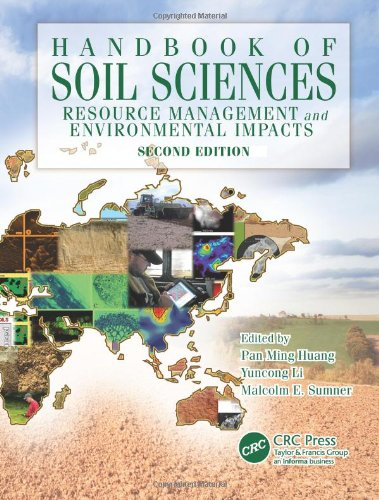 Handbook of Soil Sciences, Second Edition (Two
