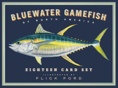Bluewater Gamefish of North America Eighteen Card Set PDF