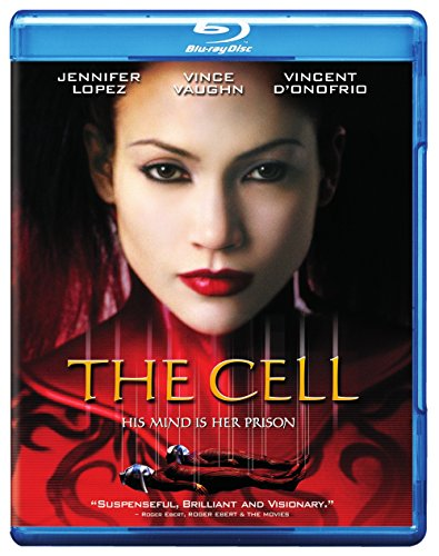 Blu-ray : The Cell (Blu-ray)