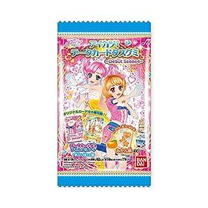 アイカツ!データカードダスグミ~Debut Scene4~ 20個入 BOX(食玩・キャンデー)