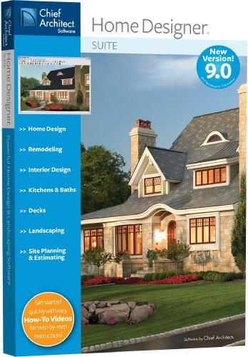 Chief Architect Home Designer Suite 9.0 [OLD VERSION]