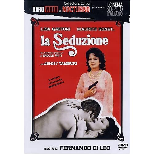 Submission (1976) [VHS] Franco Nero, Lisa Gastoni Movies & TV