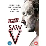 Saw V [DVD]by Tobin Bell