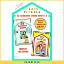 26 Fairmount Avenue, Books 1 and 2: 26 Fairmount Avenue & Here We All Are Audiobook by Tomie Depaola Narrated by Tomie Depaola