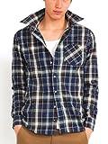 (スペイド) SPADE シャツ メンズ 長袖 チェックシャツ カジュアル チェック Yシャツ 【w275】