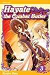 Hayate The Combat Butler, Volume 3