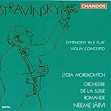 Symphony in E / Violin Concerto