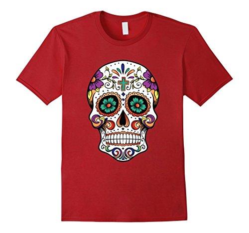 Sugar Skull Purple Prince T-shirt