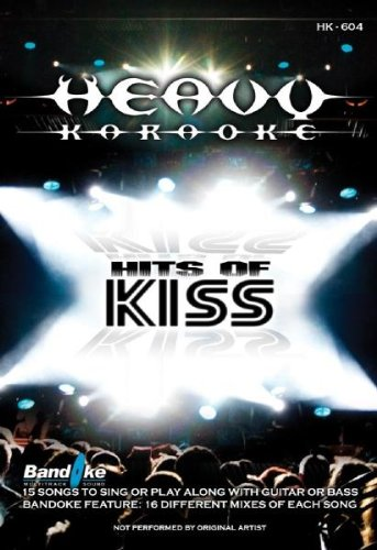 Kiss - Heavy Karaoke [DVD]