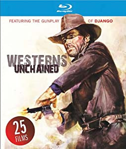 Westerns Unchained [Blu-ray]