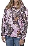 Mossy Oak Pink Hoodie Performance Fleece Camo Hooded Sweatshirt XL Fits 1X