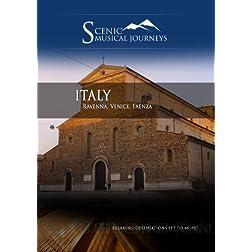Naxos Scenic Musical Journeys Italy Ravenna, Venice, Faenza
