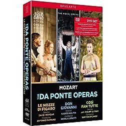The da Ponte Operas: Le Nozze di Figaro; Don Giovanni; Cosi fan tutte