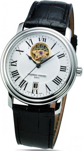 Frederique Constant Geneve Persuasion FC315M4P6 Reloj elegante para hombres Volante Abierta