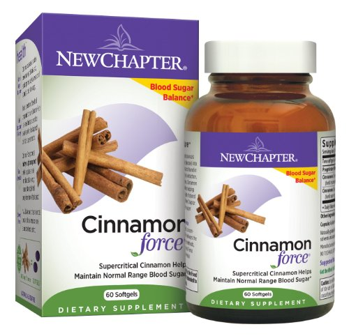 New Chapter Cinnamonforce, 60 Capsules