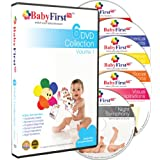 BabyFirstTV Presents 6 DVD Collection Volume 1 ~ n/a