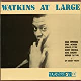 Doug Watkins<br>Watkins At Large(Transitionプレミアム復刻シリーズ Analog