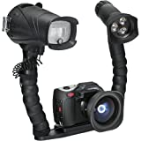 SeaLife DC1400 Maxx Duo Video Digital Underwater Camera