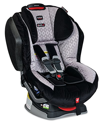 Britax Advocate G4.1 Convertible Car Seat, Silver Diamonds - 1