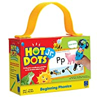 EDUCATIONAL INSIGHTS HOT DOTS JR. BEG…
