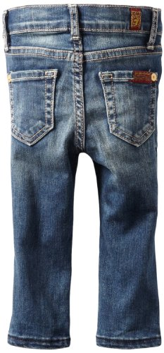 Today 7 For All Mankind Baby-girls Infant The Skinny, Spring Blue, 18 Months  Best Offer