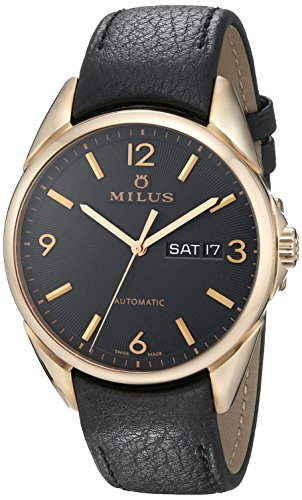 Milus-Mens-TIRC400-Stainless-Steel-Automatic-Dress-Watch