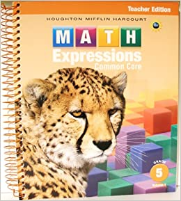Houghton Mifflin Math Expressions Grade 4 Homework And Remembering