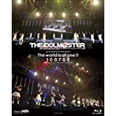 THE IDOLMSTER 5th ANNIVERSARY The world is all one !! 100703 [Blu-ray]