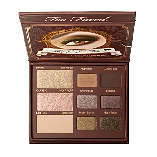 Too Faced Natural At NightSexy and Sultry Neutral Eye Shadow Collectionトゥフェイスアイシャドウパレット 並行輸入品