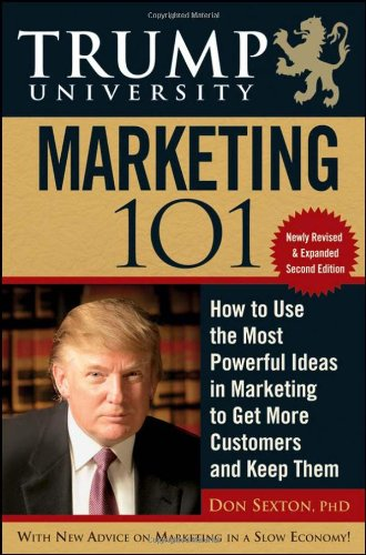 Trump University: Marketing 101