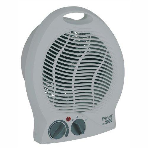 Einhell-Heizlfter-HKL-2000-2000-Watt-2-Heizstufen-Ventilatorbetrieb-stufenloser-Thermostatregler-Tragegriff