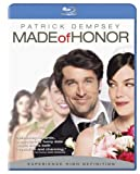 Cover art for  Made of Honor (+ BD Live) [Blu-ray]