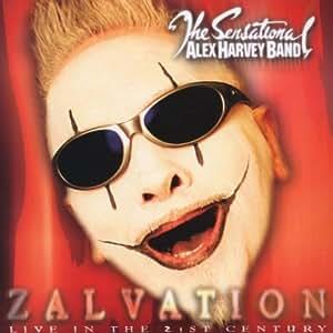 THE SENSATIONAL ALEX HARVEY BAND/ZALVATI