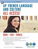 img - for AP  French Language & Culture All Access w/Audio: Book + Online + Mobile (Advanced Placement (AP) All Access) (English and French Edition) book / textbook / text book
