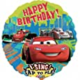 Mayflower Distributing Disney Cars Group Singatune Foil Balloon