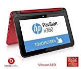 HP Touch 13-a021 x360 Ultra-Portable Convertible PC Quad Core up to 2.4GHz 6GB 750GB 13.3