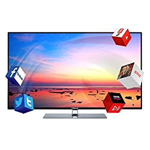 Finlux 42 Inch Smart LED TV Full HD 1080p Freeview HD (42FME249S-T)