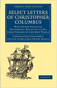 columbus letter of new world Early american letter writing most of these early american letters described the new world as a christopher columbus extolled the beauty of islands he.