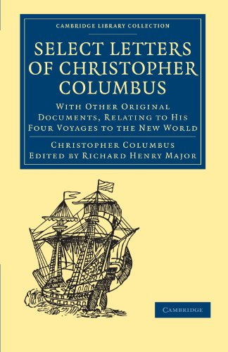 a review of christopher columbus letter Find helpful customer reviews and review ratings for the life of christopher columbus from his own letters and journals at amazoncom read honest and unbiased product reviews from our users.