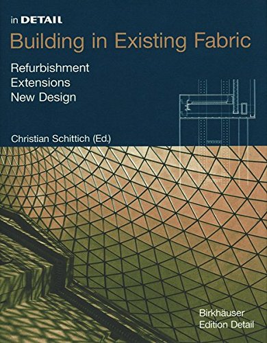 In Detail: Building in Existing Fabric (In Detail Existing compare prices)
